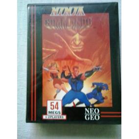 Ninja Commando - Cartucho Neo Geo - Jogo Neo Geo