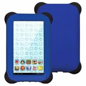 Tablet Multilaser Kid Pad Azul Com Tela Capacitiva 7