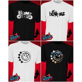 Remeras Blink 182 Estampado Transfer Punk Rock Musica