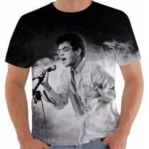 Camisa Camiseta Babylook Regata Legião Urbana Renato Russo 8