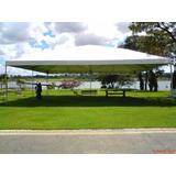 Tenda Piramidal 10x10 - Pvc