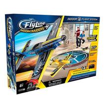 Kit Avião Vcc Indoor - Spitfire E P51 Rtf