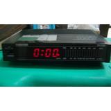 Rádio Relógio Toshiba Rr7100.