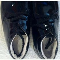 Hermosos Zapatos De Patente Nuevos Talla 22