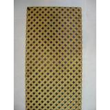 Trilage Panel Enrejado Entramado Madera Placa 2,5 X 2,5 Cm