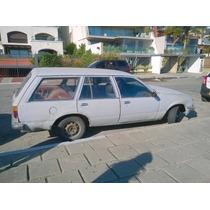Opel Record Diesel 1981.alemana.motor,piso Yzócalos Nuevos