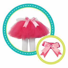 Tutus Princesas Birbantello Con Moño Para Bebe De 3-18 Meses