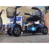 Cadeira De Rodas Motorizada Scooter Elétrica Pf5 Dobrável