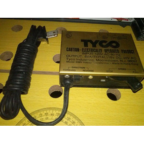 Transformador Tyco Para Locomotoras Ho O N O Oo Modelo 899
