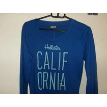Promoçao Camiseta Feminina Hollister Original