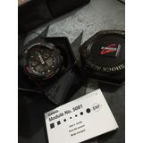 Reloj Casio G Shock Ga100-1a4 Red - Ga100-1a1 Black / Hombre