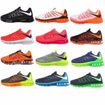 Tênis Nike Masculino Air Max 360 2015 Corrida Frete Grátis