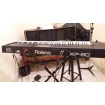Teclado Sintetizado Roland Xp80