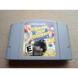 Nintendo 64 Raríssimo Boliche Brunswick Pro Bowling