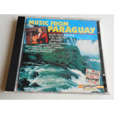 Cd Music From Paraguay Aldo Malaquias Y Su Grupo Made In Usa