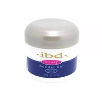 Gel Uv Ibd Ultre White - Marca Ibd (usa) Unhas Gel, Acrígel