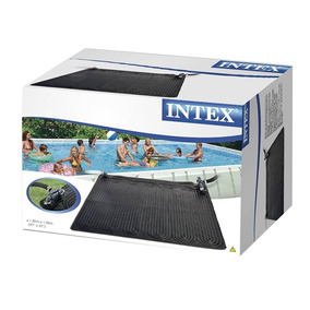 2 Calentador Solar Para Albercas Intex