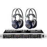 Amplificador De Audifonos Behringer Ha4700 Headphones Auricu