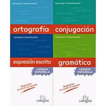 Libro: Larousse Comunicación. La Lengua Española - Pdf