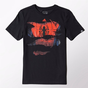 Camiseta Niños adidas Spiderman Marvel Original