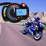 Painel Digital Universal Completo Moto Lcd - Pronta Entrega