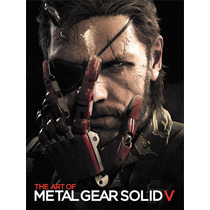 Libro The Art Of Metal Gear Solid V 5 Colección Arte Juego