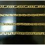 Cadena De Oro18kl Tipo Soga 60cm Amarillo. Fabricante.