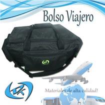 Bolso Maleta De Viaje Dt 60x30x30 Altisima Calidad