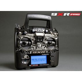 Rádio Turnigy 9xr Pro Telemetria Vibração E Voz Furia Hobby