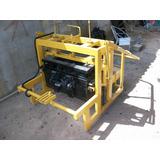 Maquina Ponedora De 5 Bloques De 15 Nueva. Con Motor