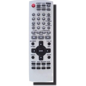 Controle Remoto Dvd Panasonic Eur7631020 / Dvd-s27lb-s