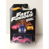 Hot Wheels Fast & Furious, Serie 3 De Rápidos Y Furiosos