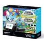 Consola Nintendo Wii U Edición Mario & Luigi 32gb Negro