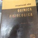 Manual De Química Fisiológica De Harper