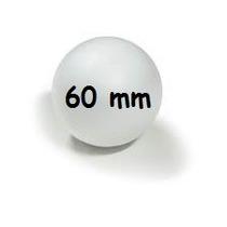 Bola De Isopor 60 Mm ( Maciça ) 30 Un