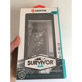 Carcasa Griffin Survivor Slim Iphone 6p Y 6sp 2m De Caida