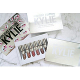 Kylie Cosmetics Mini Matte Holiday Edition Nuevo