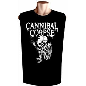 Cannibal Corpse Camiseta - Camisetas Regatas para Masculino no ... b79adb4ff65