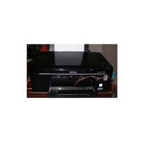 Impresora Epson Multifuncional Stylus Tx120 Como Nueva