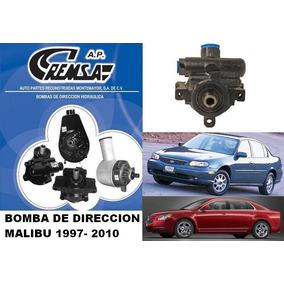 Bomba De Direccion/licuadora Chevrolet Malibu 97 Al 10