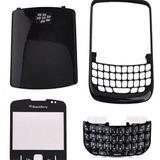 Carcasa Tapas De Blackberry Curve 8520 Original 4 Piezas