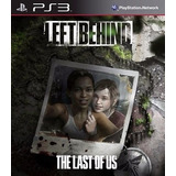 Ps3 The Last Of Us Left Behind Dublado Portugues Brasil
