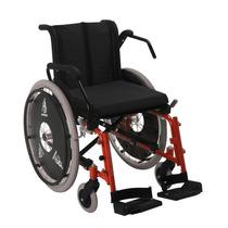 Cadeira De Roda Fit Baxmann Jaguaribe - Pronta Entrega