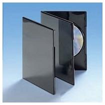 25 Capas Box Dvd Playstation Slin Resistente