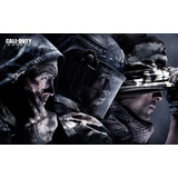 Call Of Duty: Ghost Juego Digital Ps3 Playstation !