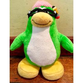 Peluche De Club Penguin Importado - Tia Artic