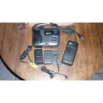 Vintage Jvc Compact Vhs Camcorder Gr-ez1