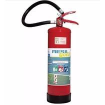 Extintor Pó Químico Abc 8kg 5 Anos Garantia +nf C/suporte