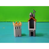 Castillo Miniatura Para Armar