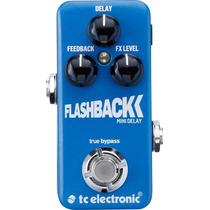 Pedal Tc Eletronic Delay Flashback Mini - Nota Fiscal